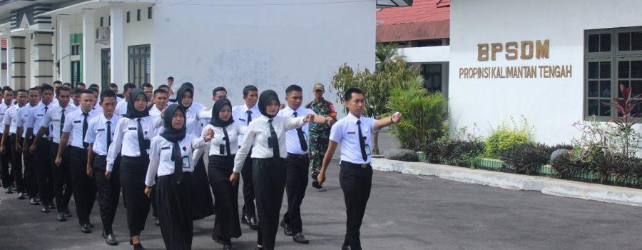 Materi Latihan Dasar Kesiapsiagaan Bela Negara Peserta Latsar CPNS Golongan II Kemenkumham Angkatan I