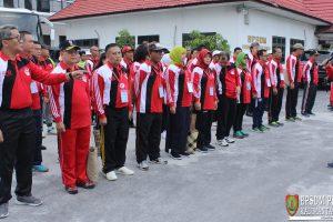Outbond Revolusi Mental Bagi Pejabat Pimpinan Tinggi Se Kalimantan Tengah
