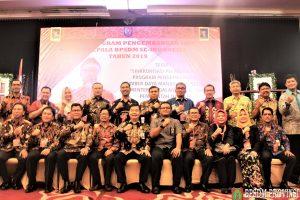 Rakor Program Pengembangan Sdm Bagi Kepala Bpsdm Se-Indonesia Tahun 2019