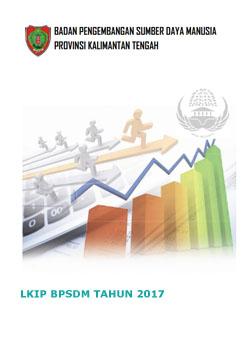 LKIP BPSDM tahun 2017