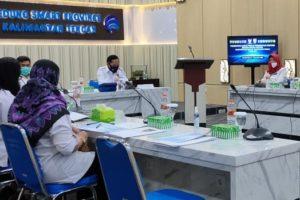 Presentasi Komitmen,Koordinasi dan Inovasi keterbukaan informasi publik