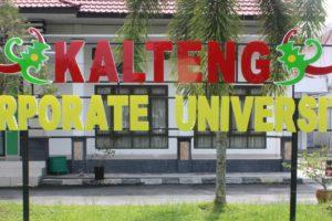 Tindak Lanjut Kalimantan Tengah Corporate University