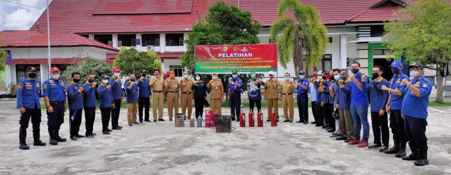Pelatihan Keselamatan dan Kesehatan Kerja (K3), Pencegahan dan Penanggulangan Kebakaran